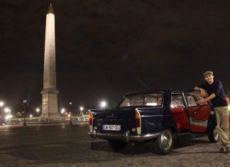 visite Paris Peugeot 404