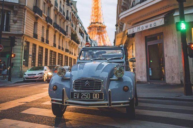 2CV Paris