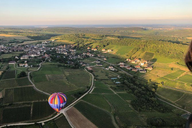 bourgogne montgolfiere
