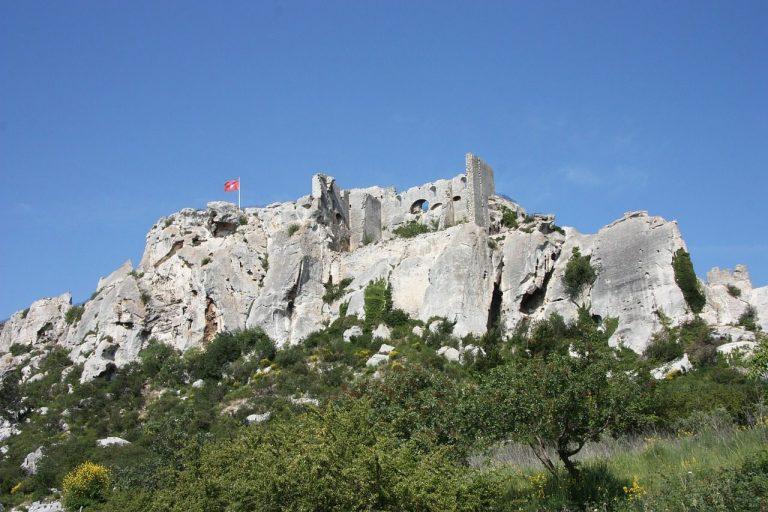 Billets d'entrée au château des Baux de Provence