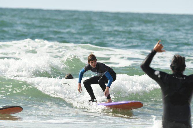 Réservez votre cours particulier de surf à Biarritz