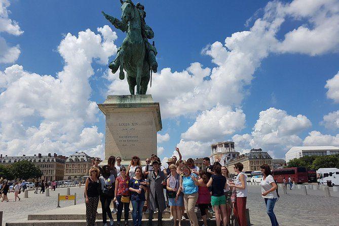 Participez à un jeu de piste historique à Versailles