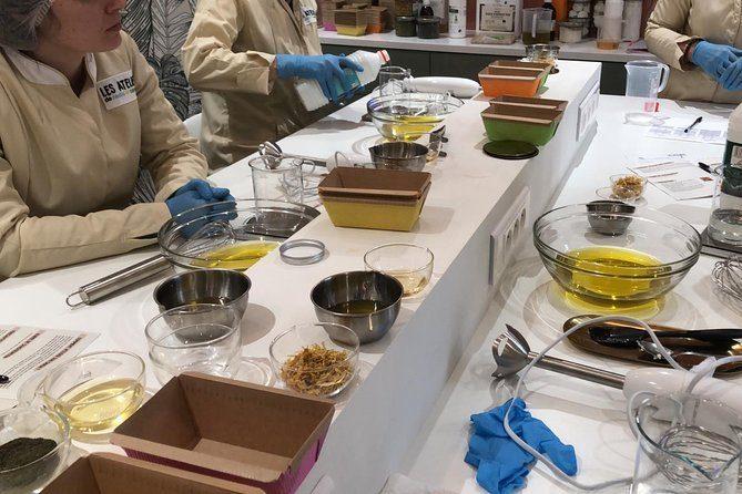 Participez à un atelier de fabrication de savons Bio à Angers