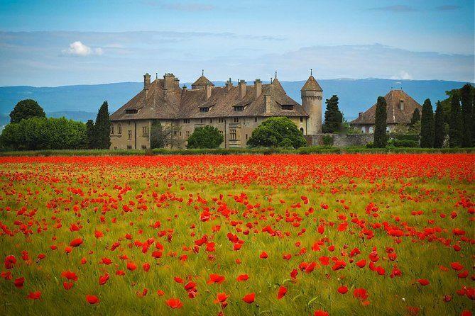 Billets d'entrée au château de Ripaille à Thonon-les-Bains