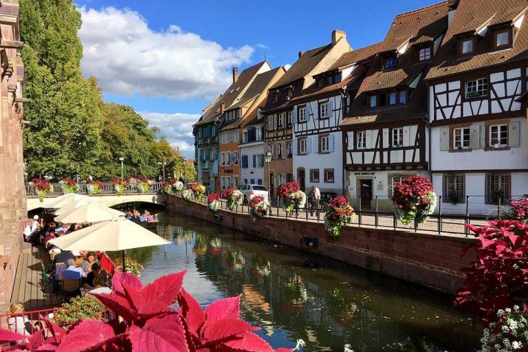 Visite guidée du centre historique de Colmar en privé