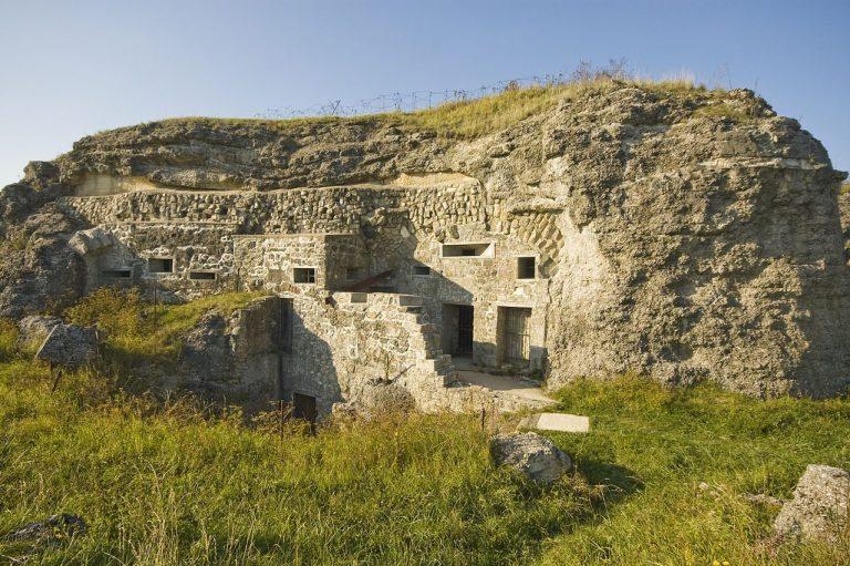 Billets d'entrée au Fort de Douaumont