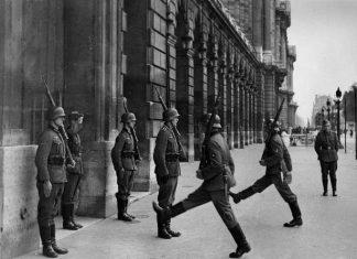 paris seconde guerre mondiale