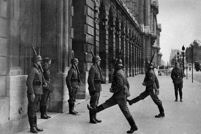 Visite guidée de Paris au temps de la Seconde Guerre mondiale
